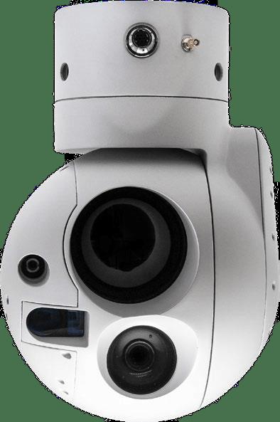 camera EO/LWIR/LRF 30z
